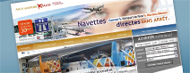 Nice Airport Xpress » Animation Flash